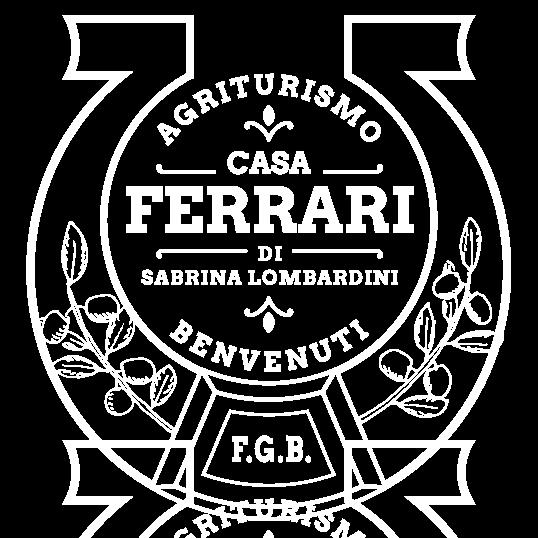 Logo Agriturismo Casa Ferrari a Caravonica
